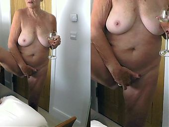 71 yr old Gilf has a hot body
