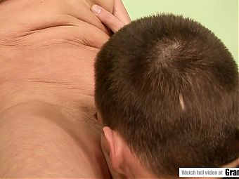 62 yo granny decided to take a cock after a long time