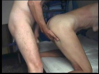 HUNGARIAN AMATEUR OLD COUPLE HOMEMADE SEXTAPE #1