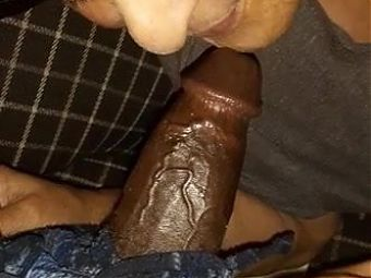 Granny said she missed the dick