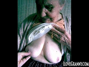 ILoveGrannY Hairy Granny Pussies Compilation
