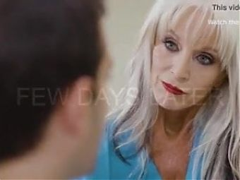 65yo Psychiotherapist Works On A Young Guy - Sally DAngelo