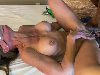 Milf Goes Crazy With her Young BBC Play Mate. IR Cougar BBC