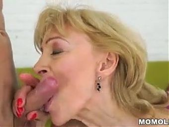 SEX WITH GRANDMOTHER
