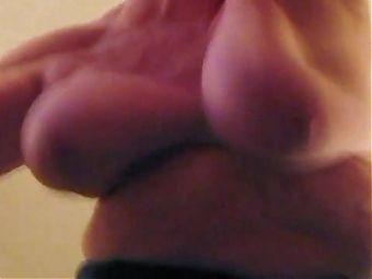 grannys floppy tits