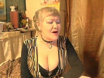 Beautiful Russian Granny Lelaniy - part 7