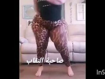 Moroccan with a big ass 4