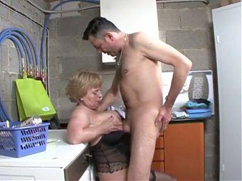 German Granny Helen 09