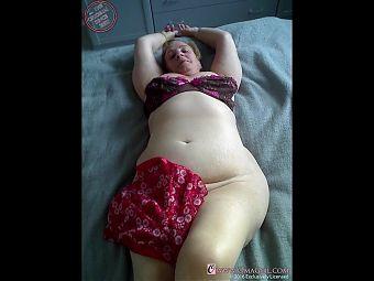OmaGeiL – Horny Homemade Grandma Sampler Collection