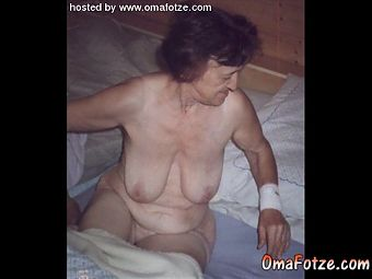 OmaFotzE Amateur Milf Matures Slideshow Video