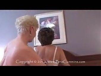 Lucky dude fucks 2 hot Grannies